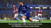 "Maurizio Sarri : ""Impossible de trouver un autre Eden Hazard"""