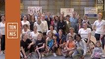 Au service des femmes : le FCL Tennis récompensé