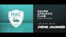 Les buts de la 31ème journée de Domino's Ligue 2