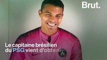 Interview Brut : Thiago Silva