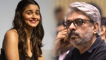 Alia Bhatt reveals a big secret of Sanjay Leela Bhansali's Inshallah,Find here | FilmiBeat