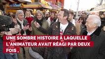PHOTOS. Jean-Luc Reichmann garde le sourire à la Foire du Trône malgré l'affaire Quesada
