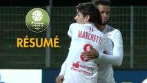 Clermont Foot - AS Nancy Lorraine (2-3)  - Résumé - (CF63-ASNL) / 2018-19