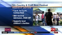 5th annual Country and Craft Beer Festival