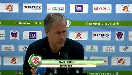 A. Perrin après Clermont-Nancy