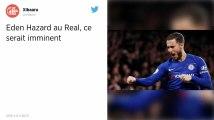 Mercato. Un accord aurait été trouvé entre le Real Madrid et Chelsea pour Eden Hazard