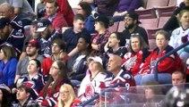ECHL Atlanta Gladiators 0 at South Carolina Stingrays 2