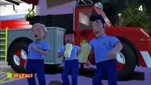 Sam le Pompier Season 5 - La nuit des zombies - La sortie des jeunes cadets