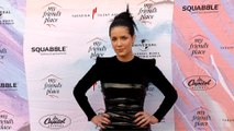 """Halsey """"Ending Youth Homelessness: A Benefit for My Friend's Place"""" Red Carpet"""