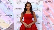 """Nia Sioux """"Ending Youth Homelessness: A Benefit for My Friend's Place"""" Red Carpet"""