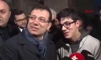 Ekrem İmamoğlu'nun bu videosu sosyal medyada gündeme oturdu