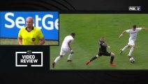 Foot : le vilain tacle et carton rouge de Rooney !