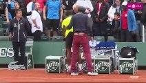 Tennis - Félix Auger-Aliassime, sa rencontre avec Yannick Noah à Roland-Garros 2016