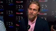 Charlie Hunnam Talks About 'The Gentleman' At CinemaCon 2019