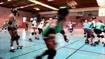 Le roller derby s'invite à Sarreguemines
