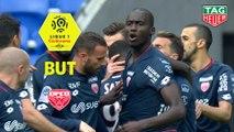 But MARCELO (7ème csc) / Olympique Lyonnais - Dijon FCO - (1-3) - (OL-DFCO) / 2018-19