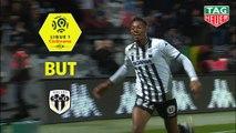 But Jeff REINE ADELAIDE (90ème +2) / Angers SCO - Stade Rennais FC - (3-3) - (SCO-SRFC) / 2018-19
