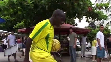 A Fragile Dream: Football and Hope on the Streets of Rio (Poverty Documentary) - Real Stories