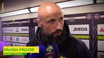 Toulouse FC - FC Nantes : la réaction des joueurs