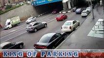 Tentativa de estacionamento termina da pior forma possível