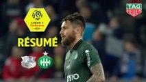 Amiens SC - AS Saint-Etienne (2-2)  - Résumé - (ASC-ASSE) / 2018-19