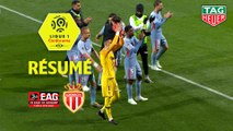 EA Guingamp - AS Monaco (1-1)  - Résumé - (EAG-ASM) / 2018-19