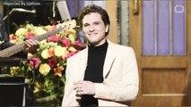 Kit Harington Shaved His Beard For His 'SNL' Debut