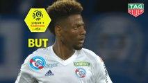 But Nuno DA COSTA (26ème) / Paris Saint-Germain - RC Strasbourg Alsace - (2-2) - (PARIS-RCSA) / 2018-19