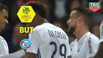 But Anthony GONCALVES (38ème) / Paris Saint-Germain - RC Strasbourg Alsace - (2-2) - (PARIS-RCSA) / 2018-19