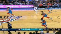 Best from Russell Westbrook's Triple Double Performances This Season