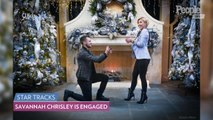 Savannah Chrisley Is Engaged to Nic Kerdiles! All About Her Surprise Proposal