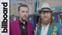 Brothers Osborne Talk Performing With Maren Morris & Define What Country Music Means To Them | ACM Awards 2019