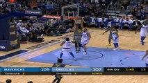 Dallas Mavericks at Memphis Grizzlies Raw Recap
