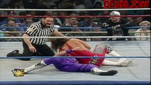 Jeff Jarrett vs. Bob Holly - 5-7-1995 Action Zone