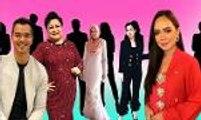 Adibah Noor, Siti Nurhaliza, Nora Danish, Alif Satar jadi pembaca berita Astro AWANI