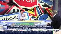 Codes Rousseau fait le pari de l'auto-école - 08/04