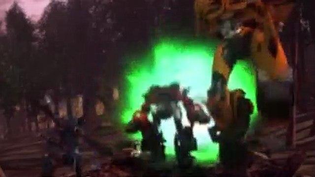 Transformers Prime S02E18 New Recruit