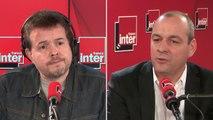 """Laurent Berger sur Ismaël Emelien et David Amiel : """"Ils n'ont pas dû voir des salariés ou des syndicalistes depuis un petit moment."""""""