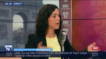 """""""Tous ceux qui gagnent moins de 4000 euros paieraient moins d'impôts."""" Manon Aubry (LFI) propose 14 tranches d'impôt sur le revenu"""