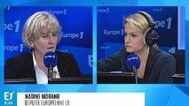 """Nadine Morano : """"Les Français attendent qu'Emmanuel Macron répare ses fautes"""""""