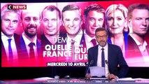 Le Carrefour de l'info (11h30) du 09/04/2019