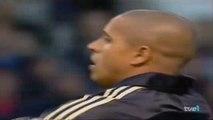 Roberto Carlos ● Skills ● Manchester United 2:3 Real Madrid ● Champions League 1999-00