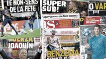 Karim Benzema chamboule les plans du Real Madrid pour le mercato, Gerard Deulofeu fait les gros titres en Angleterre
