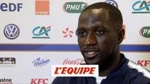 Sissoko «Cette coupe est magique» - Foot - C1 - Tottenham
