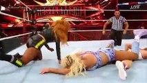 Ronda Rousey vs Becky Lynch vs Charlotte Flair - WWE WrestleMania 2019 Highlights