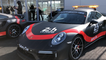 J'ai testé pour vous la safety car de Porsche