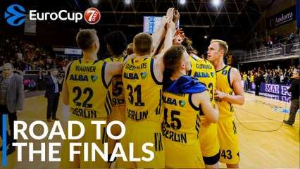 Road to the Finals: ALBA Berlin