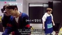 [SUB INDO] Sim for you / Heart4U EXO EP 4 (Xiumin)