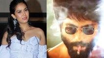 Kabir Singh Teaser: Mira Rajput reacts on Shahid Kapoor's look   FilmiBeat