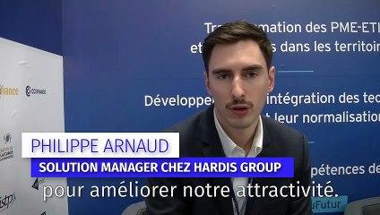 L'industrie française séduit les jeunes talents !